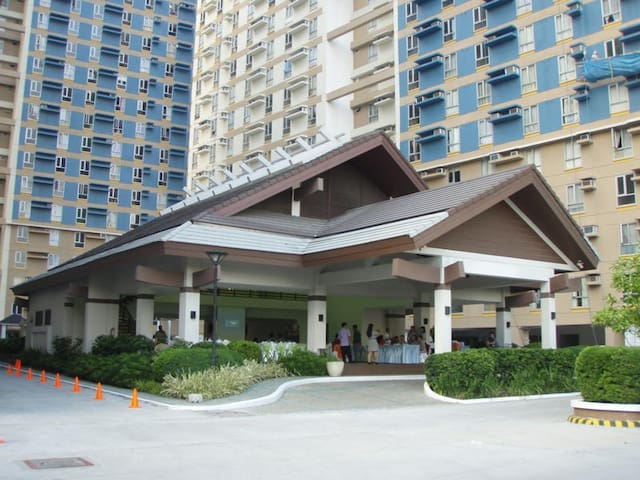 Condo at the heart of Manila