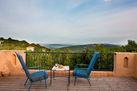 Romantic Villa in Western Galilee - Mattat - Villa