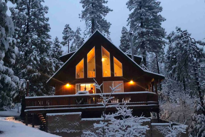 Winter FUN at Let's Play Chalet