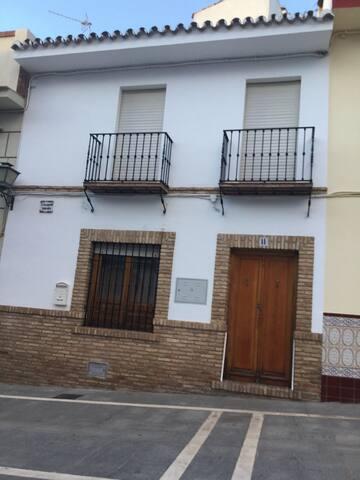 Casa alquiler - Villanueva del Rosario - Huis