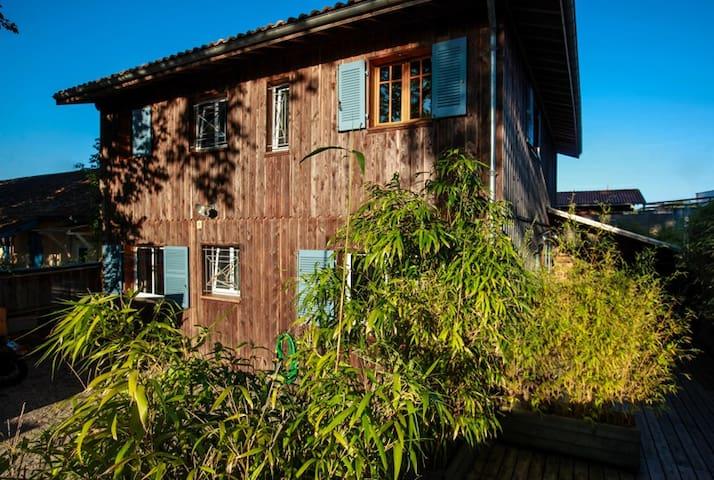 Maison en bois ferretcapienne - Lège-Cap-Ferret - Casa