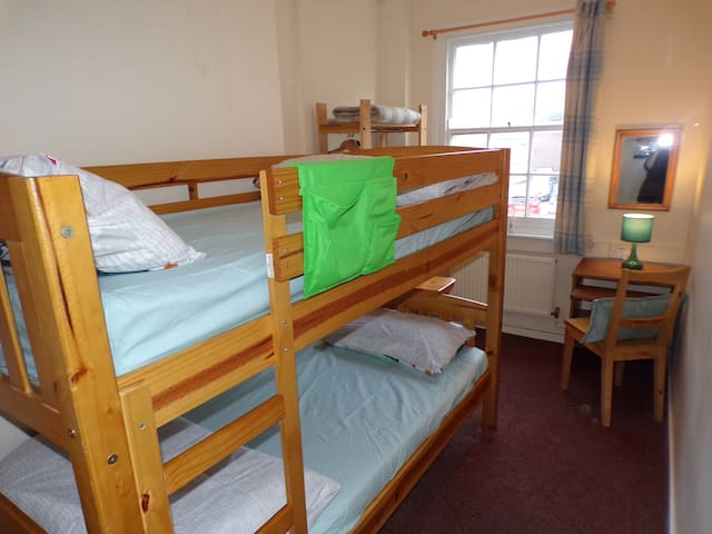 The Wood Room - Hull Trinity Backpackers