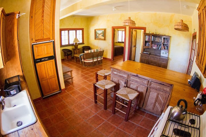 Baja Garden Apartment - Spacious and Relaxing
