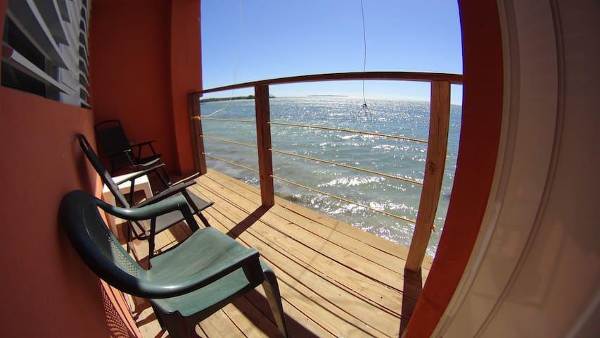 Beachfront Ocean View, Waterworld Villas, Apt #3/4