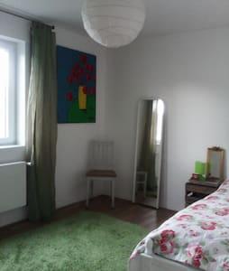 In Monis Haus ein schönes Zimmer - Roßdorf - Bed & Breakfast