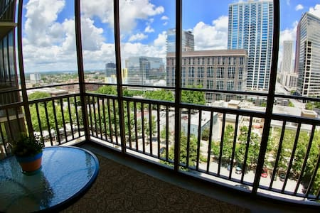 Downtown Condo - Superb Space - Best Location