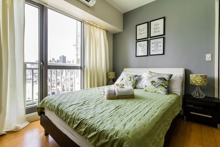 Our guests most love - the comfortable bed.