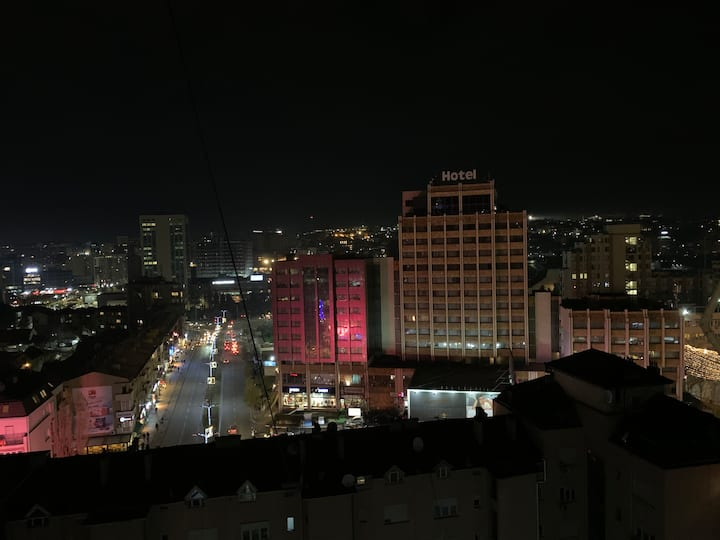 Penthouse Central Prishtina
