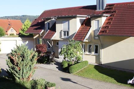 """Ferienwohnung im """"BLOCKHAUS"""" (Nähe Europa-Park) - Ettenheim"""