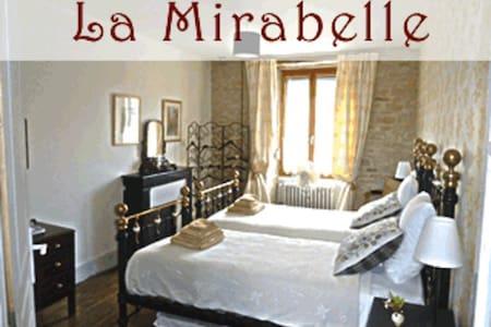 La Mirabelle - Baigneux-les-Juifs - Bed & Breakfast