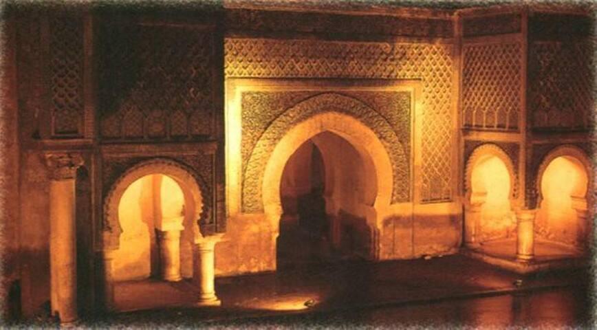 tradition et simplicité - Meknes - Appartement