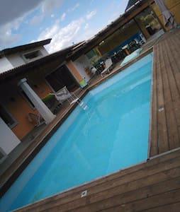 Villa PAN DI ZUCCHERO - Villamassargia  - Huoneisto