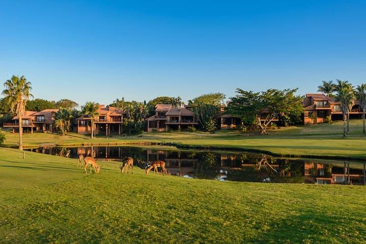 San Lameer Holiday Golf Estate Villa 2858 - Southbroom