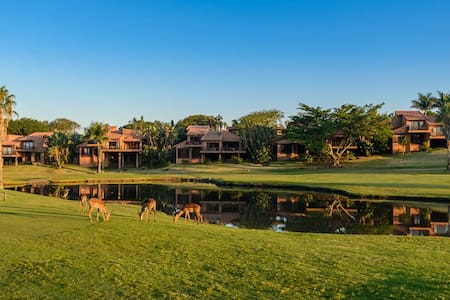 San Lameer Holiday Golf Estate Villa 2858 - Southbroom - Villa