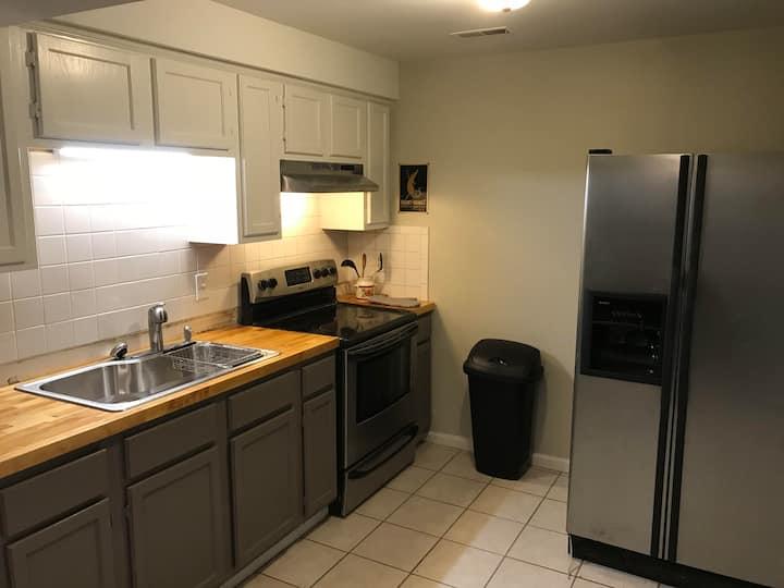 Cabin apartment in West Salem
