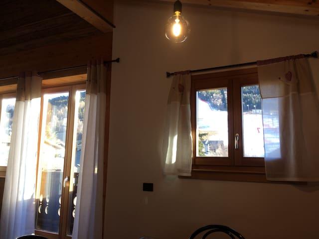 pista Stelvio Loft lumière