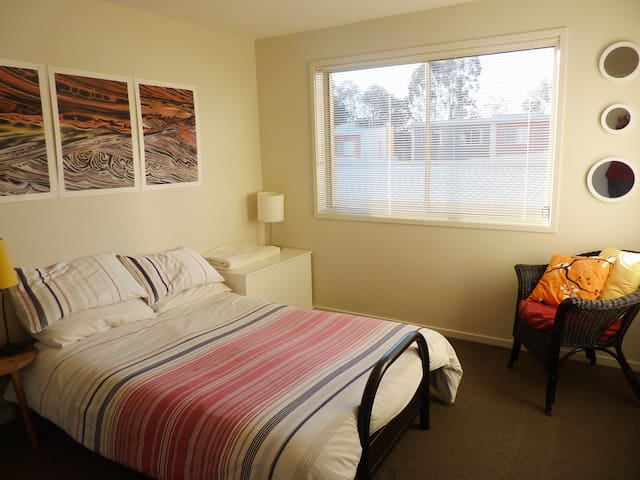 Guest room - bright and spacious.