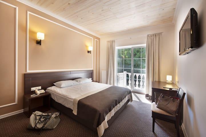 Улучшенный номер в Geneva Resort Hotel Аркадия