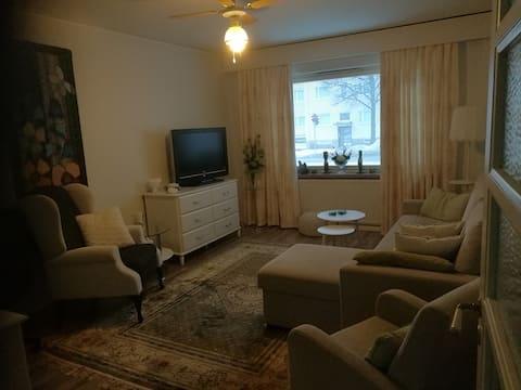Nice apartment near Ski Stadium and City centre