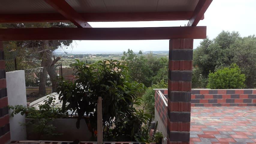 Casa indipendente a 5' dalle spiagge di Porto Pino