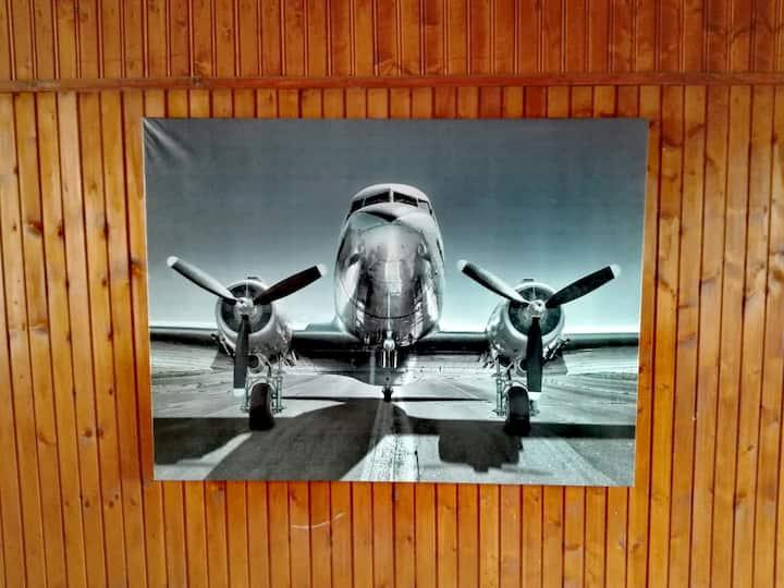 L'aeroplanino di Armeno