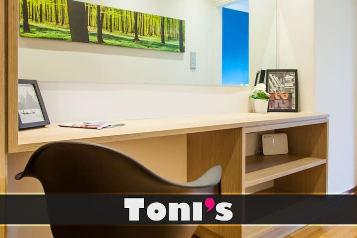 Toni's - Studio next to Syntagma Square & Metro