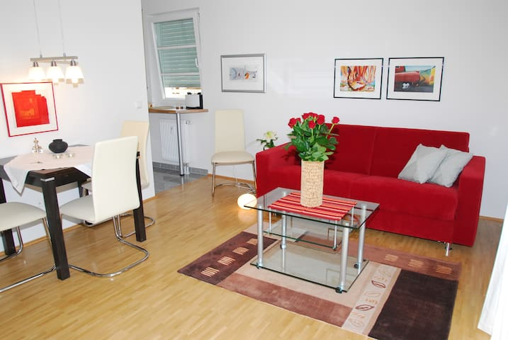5* Apartment in bester Wohnlage und Altstadt nähe - Regensburg - Casa de férias