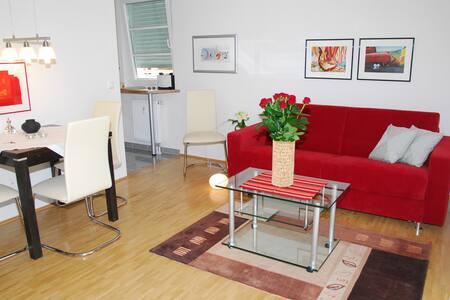 5* Apartment in bester Wohnlage und Altstadt nähe - Regensburg - Loma-asunto