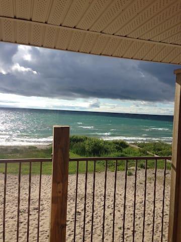 Sandy Beachfront 2 pristine waters of Georgian Bay - Elmvale - Apartamento