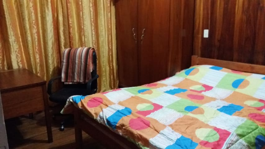 Quiet and comfortable room - Option B
