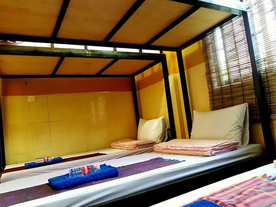 Female Dormitory Room - A/C
