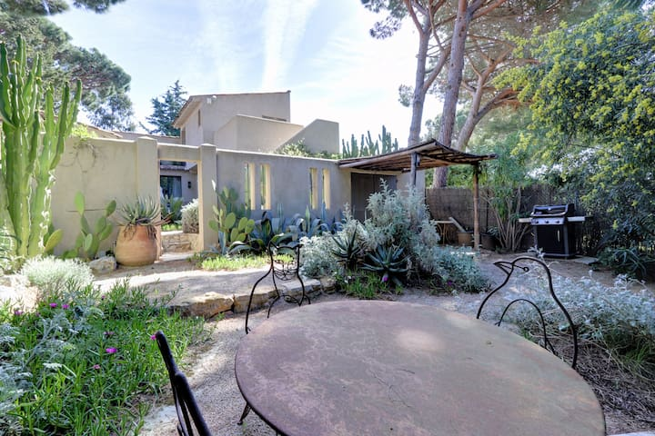 Charming house in the heart of Ramatuelle (St Tropez)