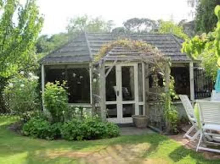 The Summerhouse, ideal Akaroa location