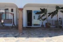 Casa Luna 1 bedroom with ocean view & fire pit