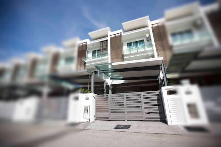 Penang Budget Suite 56 Residence