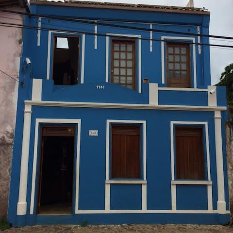 upstairs 2 bedroom house/appartment - Itacaré - Apto. en complejo residencial