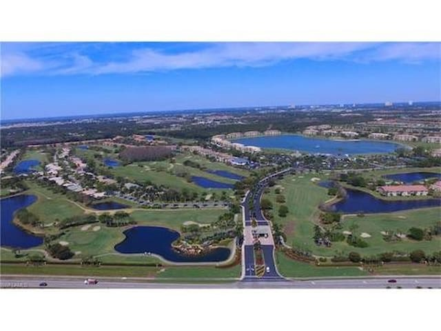 Heritage Palms Golf & Country Club with Lake View