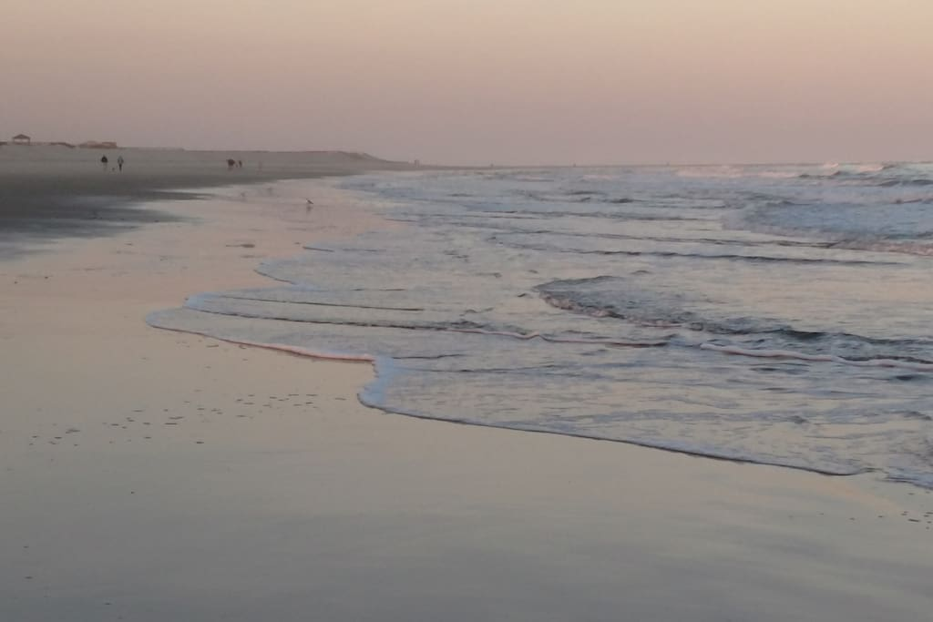 Pawley's Island beach is 5 minutes  away!