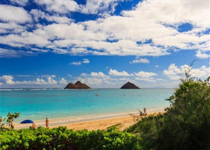 Amazing Lanikai Beachfront Rental!
