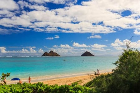 Amazing Lanikai Beachfront Rental!