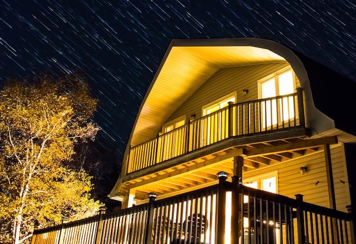 **Bata Oceanfront Cottage, Cabot Trail retreat **