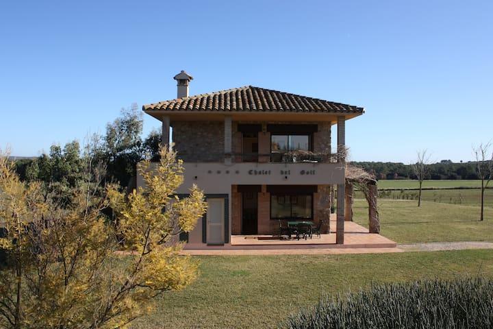 Alquiler Apartamento - Chalet del Golf Torremirona - Navata - Appartement