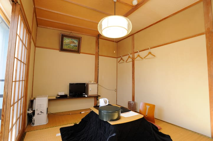 Japanese Inn in the Woods/Economy Room for 2P