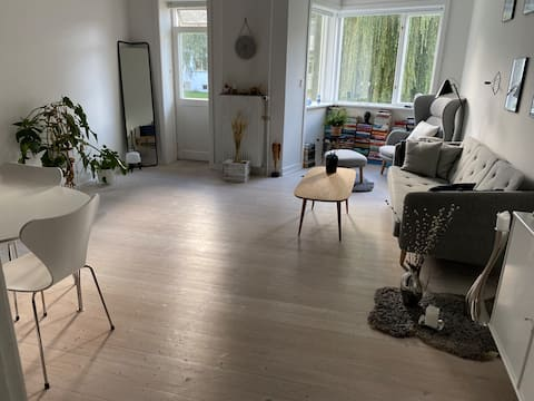 Entire apartment in the heart of Østerbro