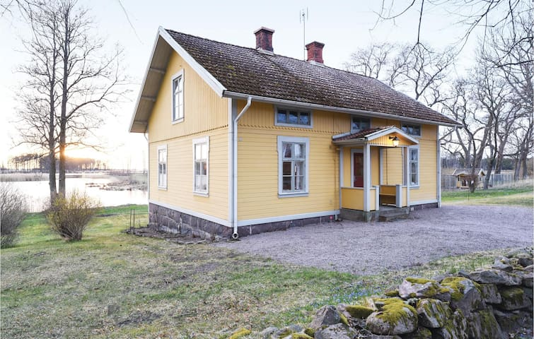 Semi-Detached with 2 bedrooms on 73m² in Mariestad