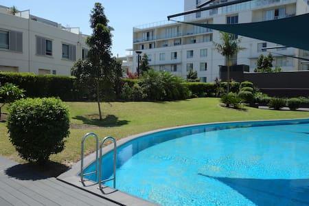 Amazing ensuite + large terrace, pool, spa, gym - Rhodes - Apartmen