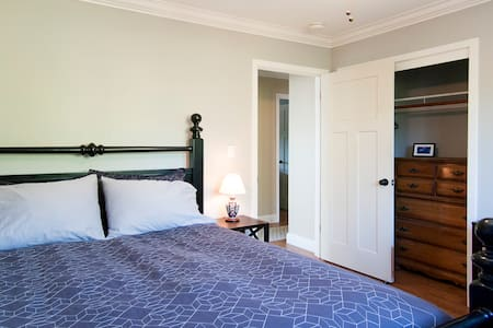 Private Bedroom and Bathroom in Town Square - Livermore