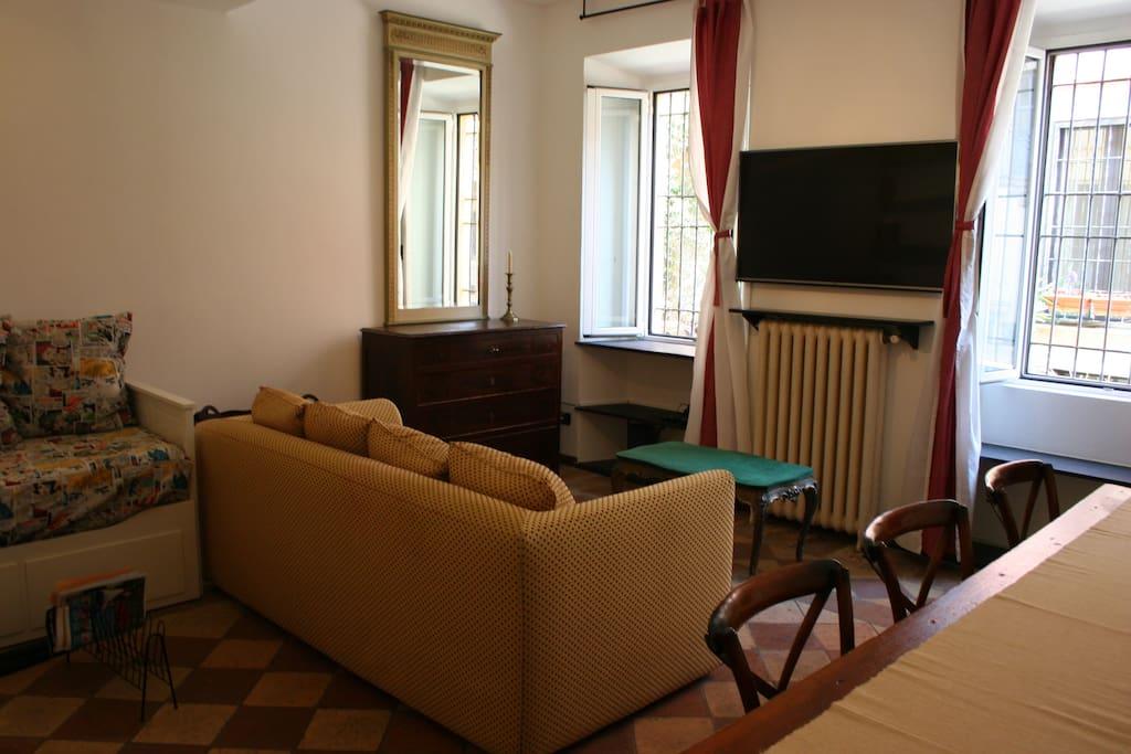 Stanza principale - Main room