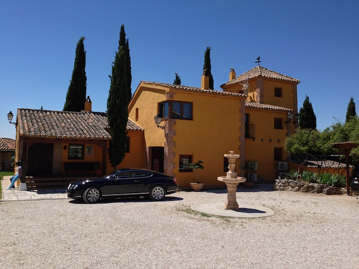 Hermosa Casa de Campo en Chinchón