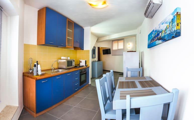 Due Mari Appartamento Azzurro - 特拉帕尼 - 公寓